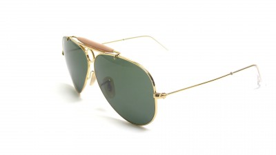 Sonnenbrillen Ray Ban RB 3138 Shooter 001 Medium 89,20 €