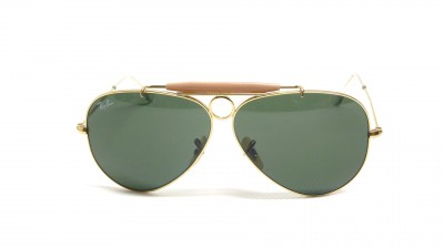Lunettes de soleil Ray Ban RB 3138 Shooter 001 Medium