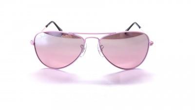 Ray-Ban Aviator Pink RJ9506S 2117E 50-13