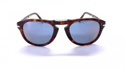 Sun glasses Persol PO 714 SM Steve Mcqueen 24 56 Tortoise Foldable Édition Special