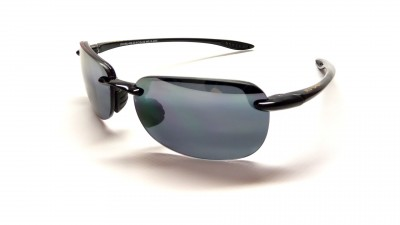 Maui Jim Sandy Beach 408 02 Schwarz Glasfarbe polarisiert 134,37 €