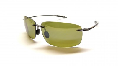 Maui Jim Breakwall Silver HT422-11 63-13 Polarized