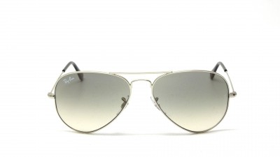 Ray-Ban Aviator Large Metal Argent RB3025 003/32 58-14