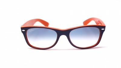 Ray-Ban New Wayfarer Orange RB2132 789/3F 55-18