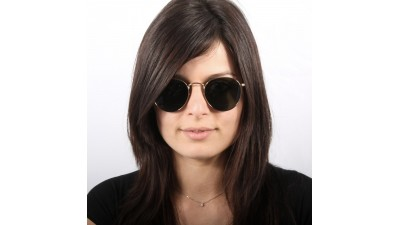 Ray-Ban Round Metal Or RB3447 001 47-21