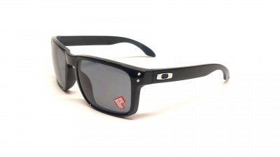 Oakley Holbrook Polished Black OO 9102 02 Glasfarbe Polarisiert 101,40 €