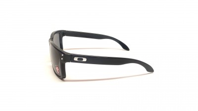 Oakley Holbrook Polished Black OO 9102 02 Glasfarbe Polarisiert