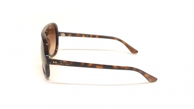 Ray-Ban Cats 5000 Tortoise RB4125 710/51 59-13