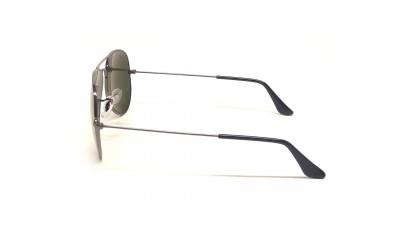Ray-Ban Aviator Large Metal Silber RB3025 004/58 58-14 Polarisierte Gläser
