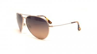 Maui Jim Mavericks HS264 16 Gold HCL® Bronze gradient polarisiert