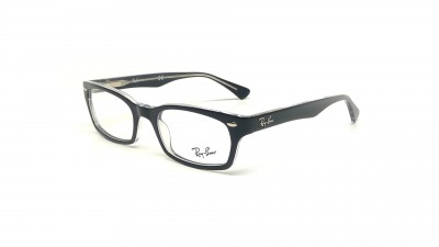 Ray-Ban RX5150 RB5150 2034 50-19 Black Medium
