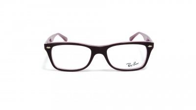 Eyeglasses Ray-Ban RX5228 RB5228 2126 53-17 Black