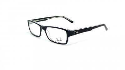 Eyeglasses Ray-Ban RX5169 RB5169 2034 52-16 Black