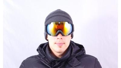 Lunettes de soleil Carrera M00378 Cliff Evo SPH Collection Powder Snow Collection 9IXTL Schwarz Mirrored Gläser