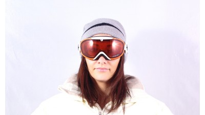 Carrera Mirage Powder Snow Blanc M00349 7IR4B Polarisés
