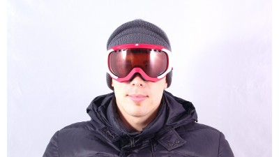 Carrera Crest Powder Snow Red M00371 SPH 3CH4B Polarisés