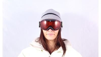 Carrera Mirage Powder Snow Noir M00349 9IL4B Polarisés
