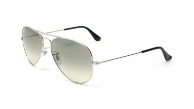 Ray-Ban Aviator Large Metal Silber RB3025 003/32 55-14