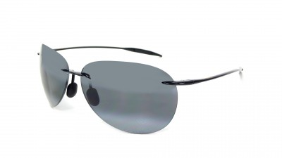 Maui Jim Sugar Beach Black MJ421 O2 62-12