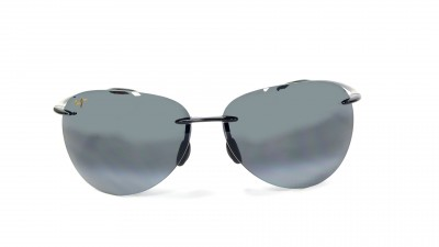 Maui Jim Sugar Beach Noir MJ421 O2 62-12