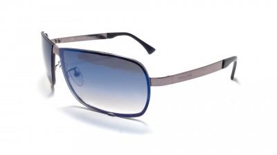Lunettes de soleil Police S 8767 568B Gris Verres miroirs bleus Medium 84,29 €