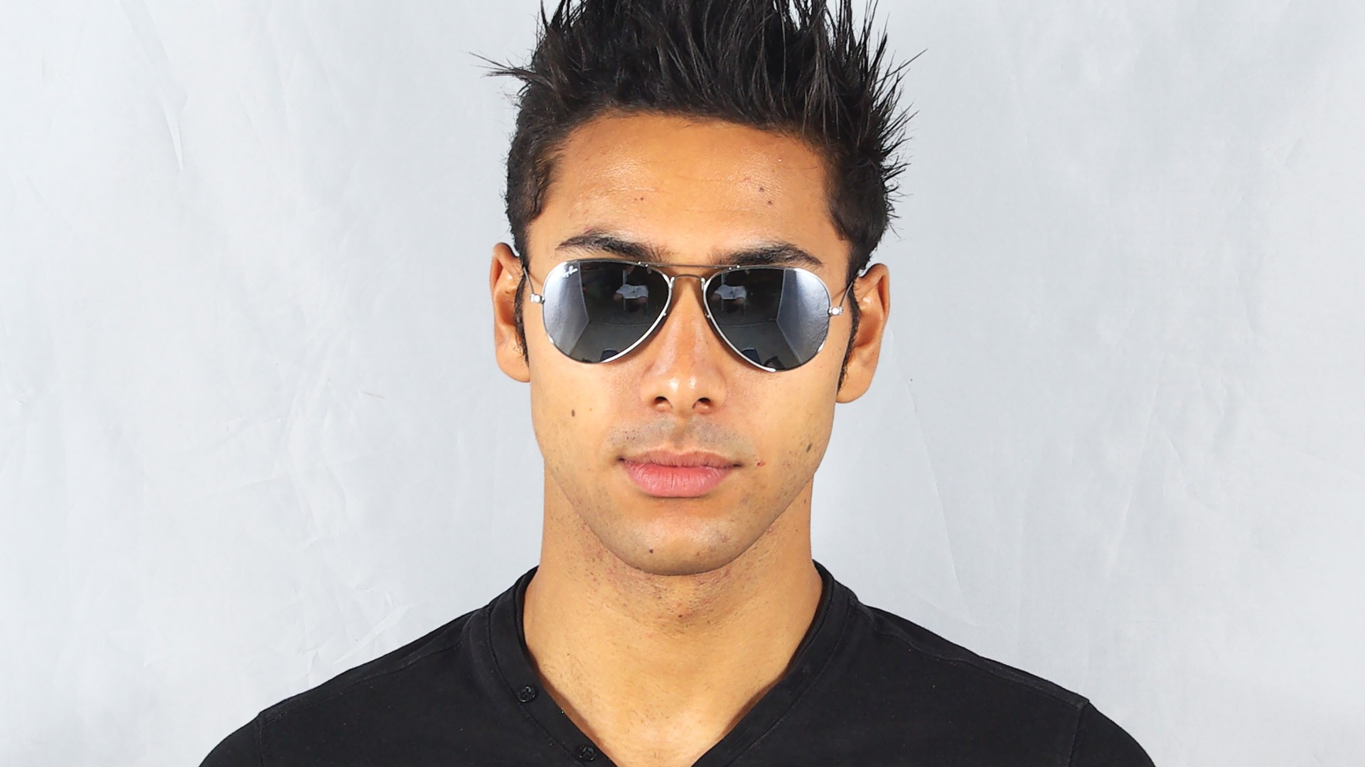 14 Miroirs Metal Argent Ban 55 Rb3025 Large Ray Aviator Small W3275 QtxhCrdsBo