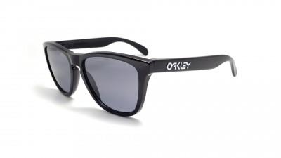 Oakley Frogskins Polished Black OO 9013 24 306 Glasfarbe grau 82,21 €