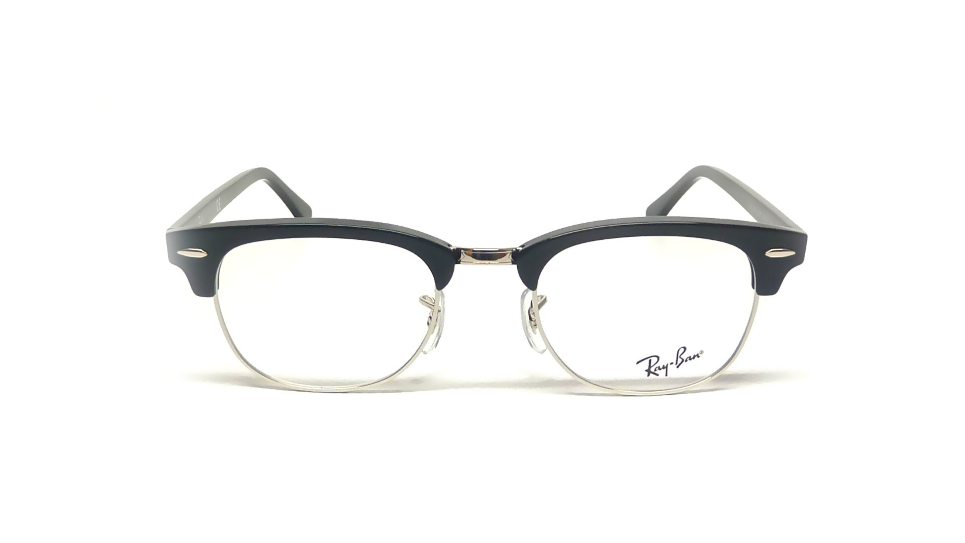 Ray-Ban Clubmaster Black RX5154 RB5154 2000 51-21 Medium | Visiofactory