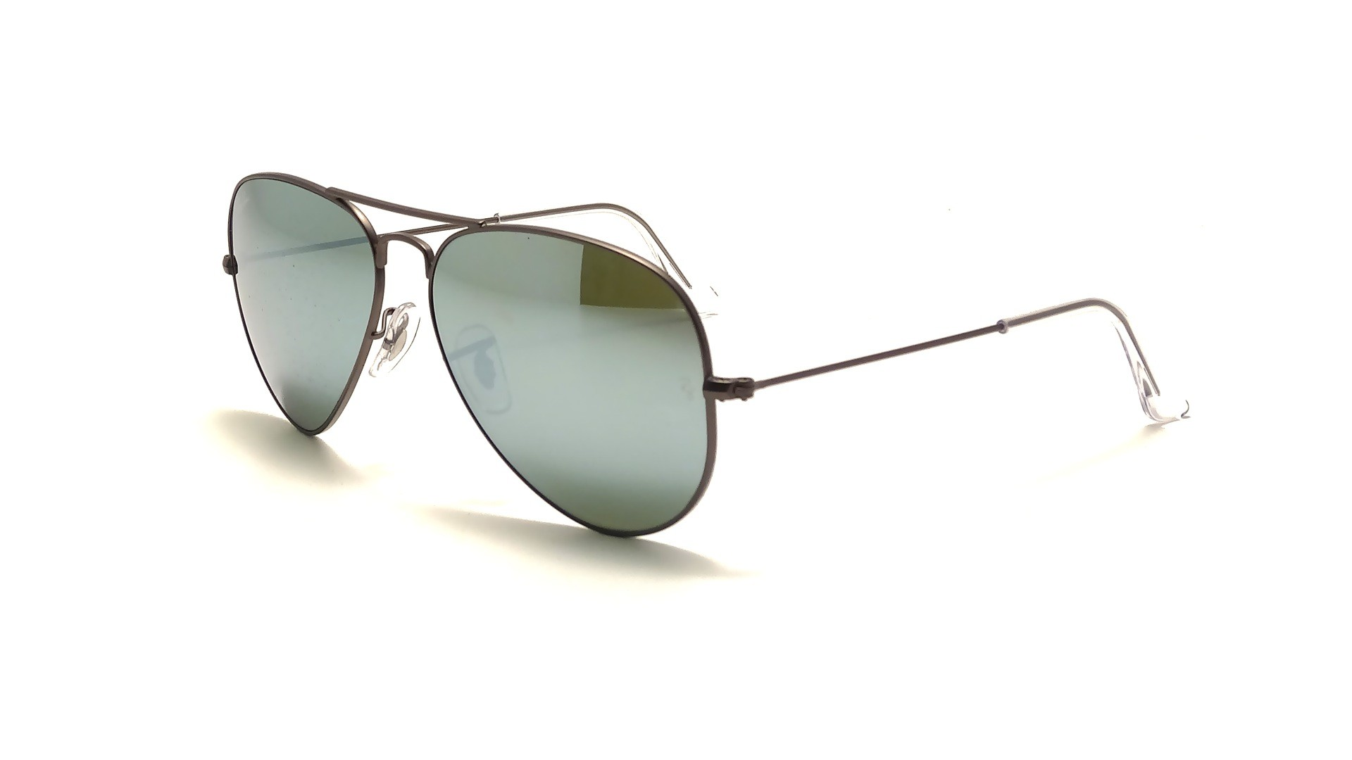 1177a2e06691d ... purchase sunglasses ray ban aviator large metal silver rb3025 029 30 58  14 large mirror df0b3