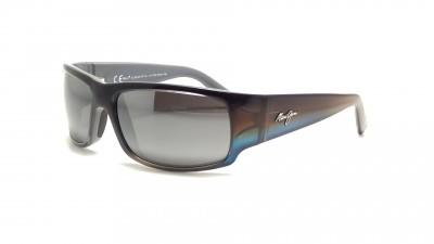 Sonnenbrillen Maui Jim World Cup 266 03F Grau Polarisiert 178,83 €