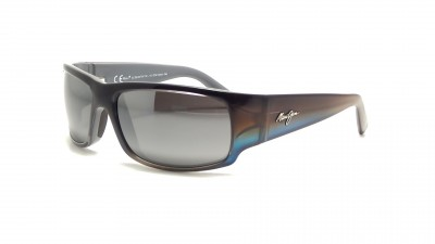Maui Jim World Cup Gris 266-03F 64-19 Polarisés 185,00 €