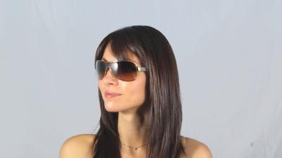 Ray-Ban Emma Braun RB3471 001/13 32 Schmal Gradient Gläser