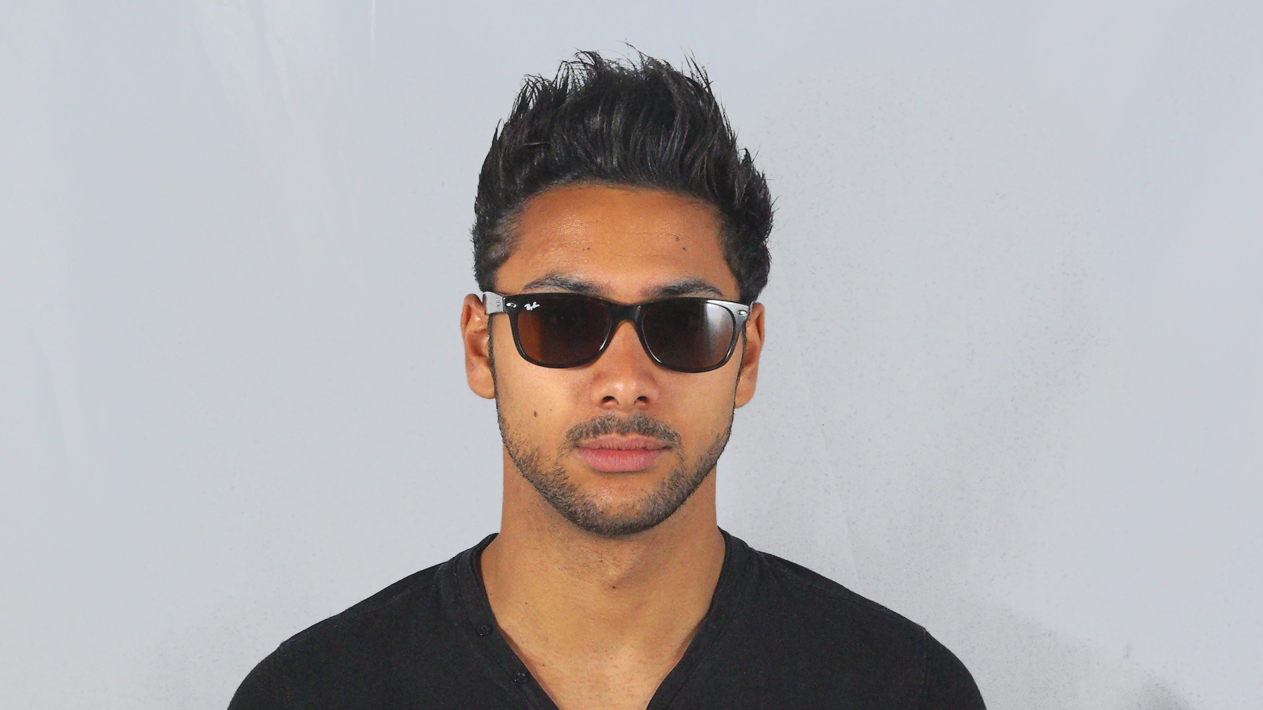 ba8b48b344 ... czech sunglasses ray ban new wayfarer tortoise rb2132 710 55 18 large  00b45 3f203