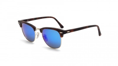 Ray-Ban Clubmaster Écaille Mat RB3016 1145/17 49-21 109,90 €