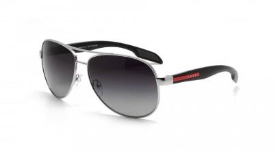 Prada Linea Rossa Benbow Silver PS53PS 1BC5W1 62-14 Polarized 179,90 €