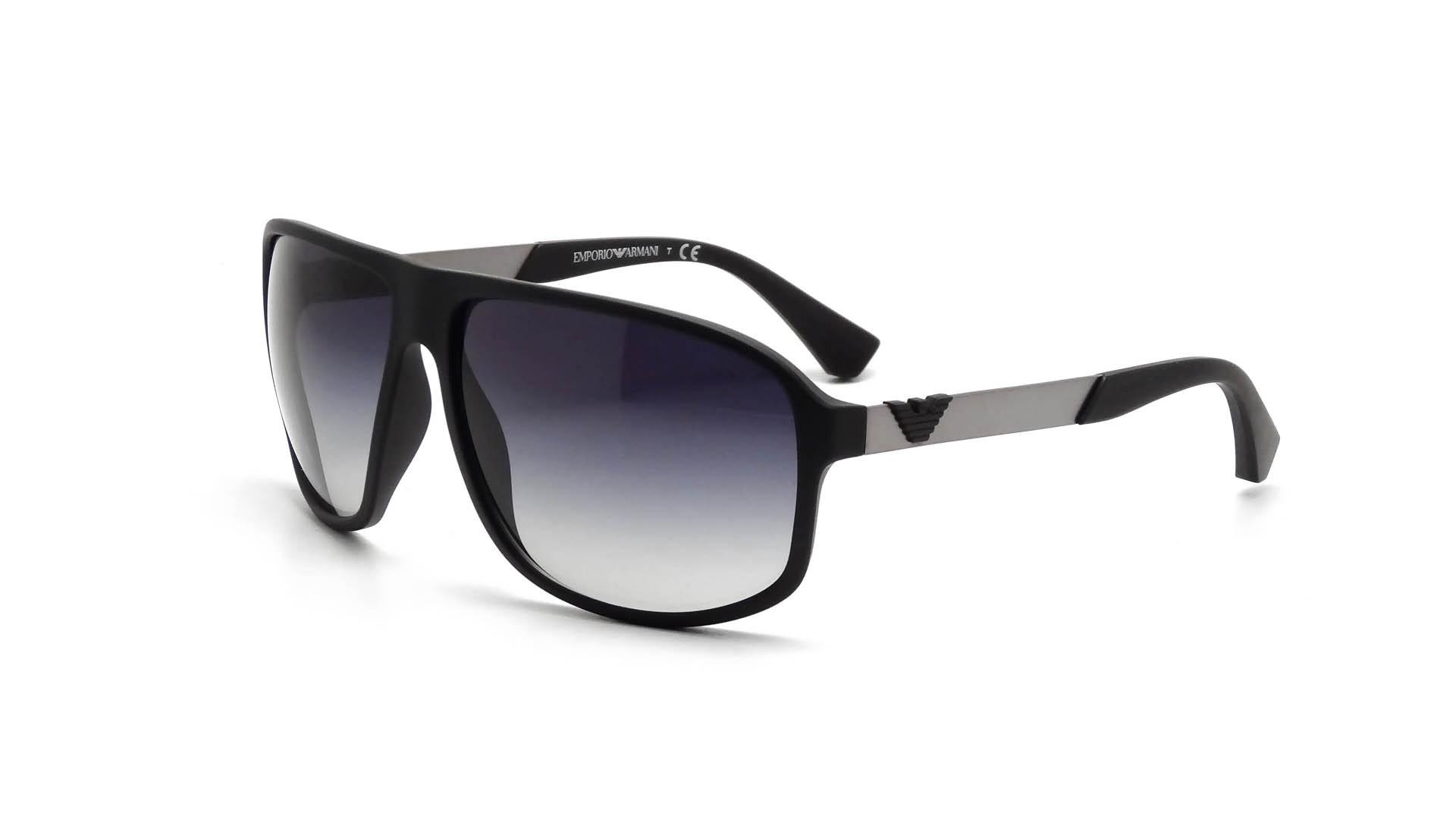 712f26c7a70 Emporio Armani Aviator Sunglasses Transparent Light Grey « One More Soul