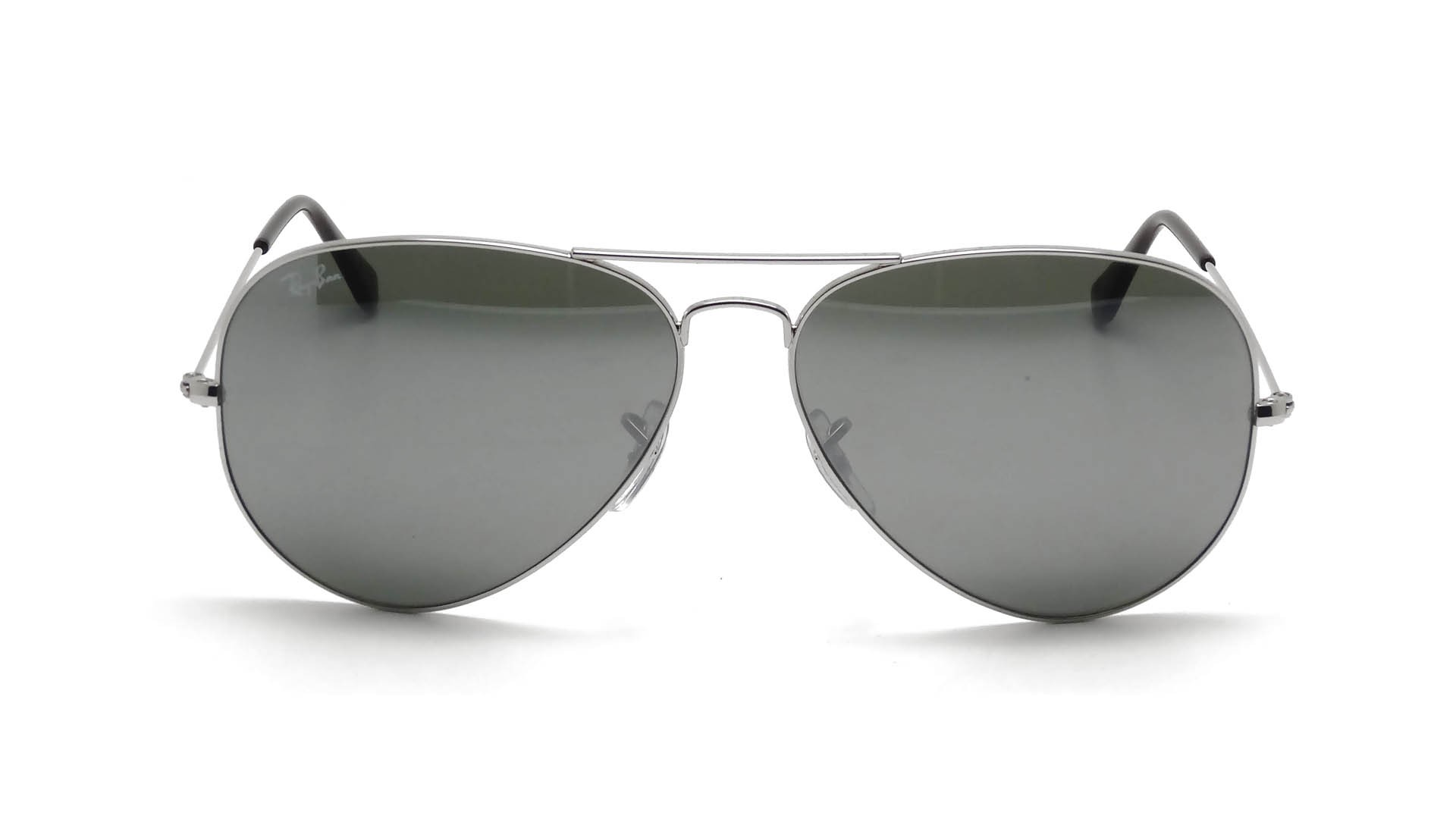Ray-Ban Aviator Large Metal Silver RB3025 003/40 62-14 | Visiofactory