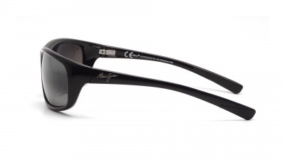 Maui Jim Spartan Reef Black 278-02 63.5-16 Polarized