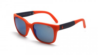 Lunettes de soleil Polo Ralph Lauren PH 4089 Pliante 5460 55 Orange Large 49,48 €