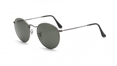 Ray-Ban Round Metal Gris G15 RB3447 029 50-21 Medium