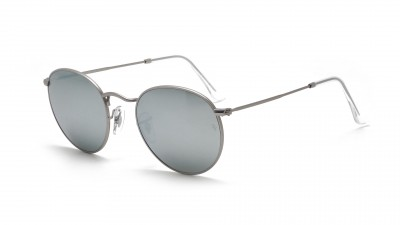 Ray-Ban Round Metal Silver RB3447 019/30 50-21