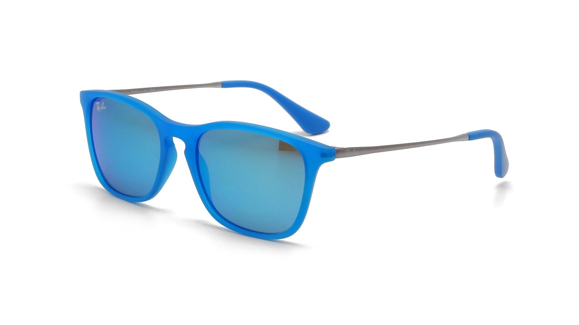 Ray-Ban Chris Blue RJ9061S 7011/55 49-15 | Visiofactory