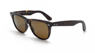 Ray-Ban P Original Wayfarer Tortoise RB2140 902/57 50-22 Polarized