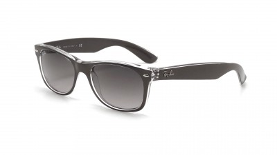 Ray-Ban New Wayfarer Metal Effect Gris RB2132 6143/71 52-18 94,90 €