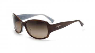 Maui Jim Nalani Brown HS295-03T 61-16 Large Polarized Gradient