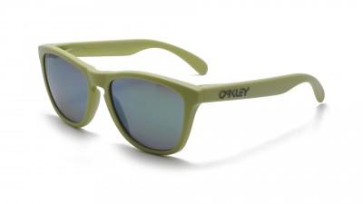 Oakley Frogskins Heaven & Hearth OO 9013 14 Grün mat polarisiert Gläser et miroirs 69,32 €