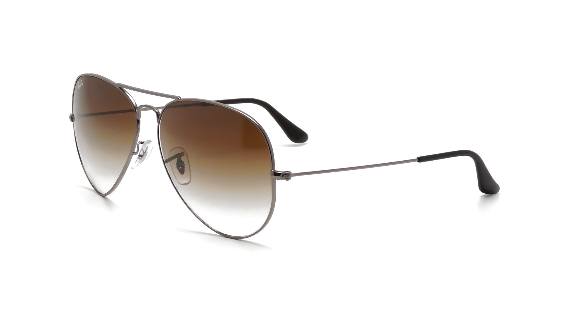 ray ban femme grise