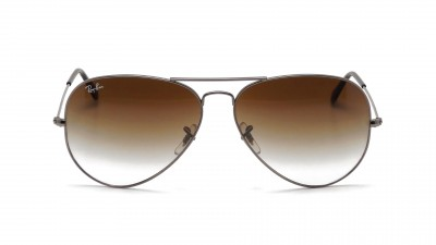 Ray-Ban Aviator Large Metal Gun Metal  RB3025 004/51 55-14