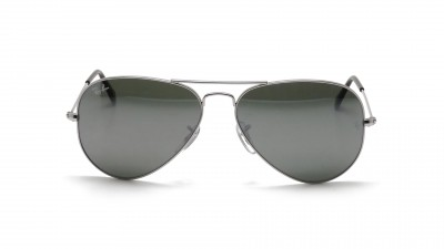 Ray-Ban Aviator Large Metal Argent RB3025 W3277 58-14