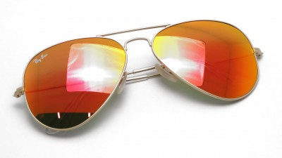 Ray-Ban Aviator Large Metal Gold RB3025 112/69 58-14